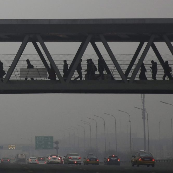 Chinesen importieren saubere Luft aus Kanada (Foto)