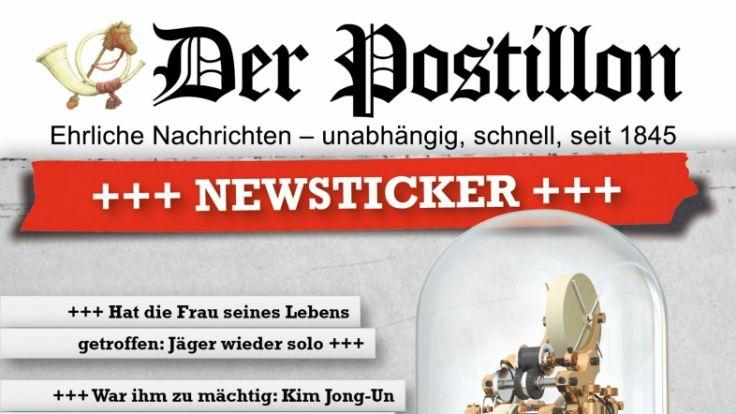 Postillon Schlagzeilen