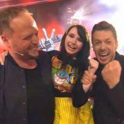 Jamie-Lee Kriewitz ist The Voice of Germany 2015