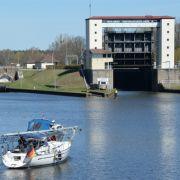 Grausiger Leichenfund: Toter Matrose treibt im Oder-Havel-Kanal (Foto)