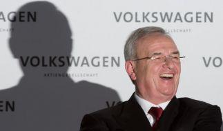 Der ehemalige VW-Chef Martin Winterkorn bekommt offenbar weiterhin sein Millionengehalt. (Foto)