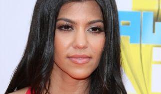 Kourtney Kardashian zieht einmal mehr blank. (Foto)