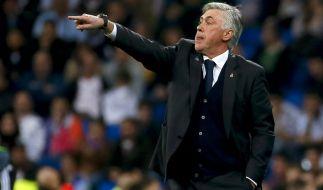 Carlo Ancelotti ist einer der erfolgreichsten Trainer in Europa. (Foto)