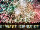 Zu Silvester ist ein ausgiebiges Feuerwerk vor allem in den Großstädten Pflicht. (Foto)