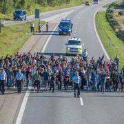 Flüchtlinge sollen Wertgegenstände abgeben (Foto)