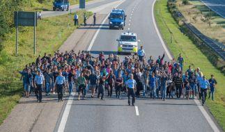 Flüchtlinge in Dänemark sollen zukünftig ihre Wertgegenstände abgeben. (Foto)