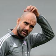 """""""Rummenigge weiß alles"""" - Guardiola soll sich gegen Bayern entschieden haben (Foto)"""