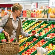 Frische-Tipp: Obst, Gemüse und Fleisch sollte man erst kurz vor den Feiertagen einkaufen.