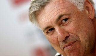 Carlo Ancelotti wird neuer Trainer beim FC Bayern München. (Foto)