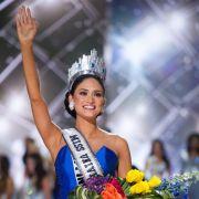 """Wahl zu """"Miss Universe"""": Moderator krönt die Falsche zur Siegerin (Foto)"""