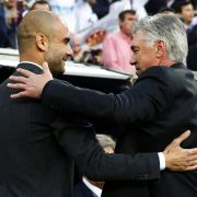 So teilte Guardiola Rummenigge seinen Abschied mit (Foto)