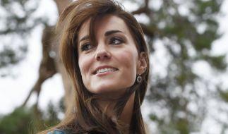 Rebelliert die Herzogin von Cambridge gegen die Sitten bei Hof? (Foto)