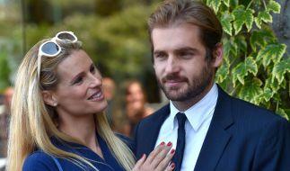 Michelle Hunziker hat in ihrem Ehemann, dem italienischen Mode-Unternehmer Tomaso Trussardi, das große Glück gefunden. (Foto)