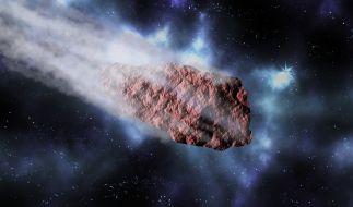 An Heiligabend steuert ein riesiger Asteroid auf die Erde zu - die Nasa gibt Entwarnung. (Foto)
