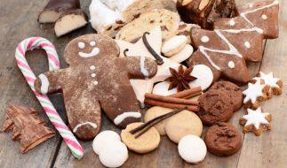 Vorsicht Kalorien! In Plätzchen und Weihnachtsgebäck steckt mehr, als gesund ist. (Foto)