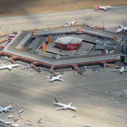Mutmaßlicher Taliban-Terrorist auf Flughafen Berlin-Tegel verhaftet (Foto)