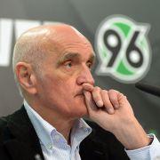 """Kind zur Trainersuche bei Hannover 96: """"Wir haben Druck"""" (Foto)"""