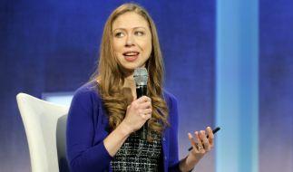 Chelsea Clinton wird wieder Mama. (Foto)