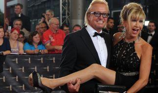 Robert und Carmen Geiss waren tatsächlich einmal getrennt. (Foto)