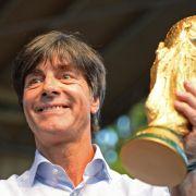 """EM nur """"Zwischenziel"""": Jogi giert nach dem WM-Titel 2018 (Foto)"""