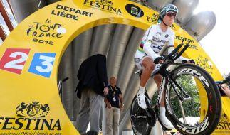 Die Tour de France startet 2017 in Düsseldorf. (Foto)