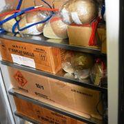 150 Kilo Sprengstoff! Waffen- undMunitionslager ausgehoben (Foto)