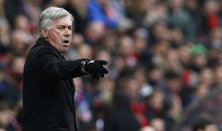 Laut Trapattoni einer der besten Taktiker der Welt: Carlo Ancelotti. (Foto)