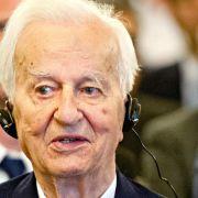 31.01. - Richard von Weizsäcker (94): In seiner zehnjährigen Amtszeit als Bundespräsident bis 1994 beeinflusste er mit wegweisenden Reden das politische Klima Deutschlands.