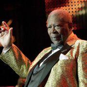 14.05. - B.B. King (89): Der US-amerikanische Sänger und Gitarrist gehörte zu den prägenden Größen des Blues. Den Durchbruch schaffte er Ende der 1960er Jahre mit dem Song