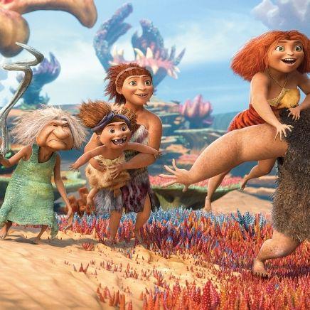 Uwe Ochsenknecht als animierter Neandertaler (Foto)