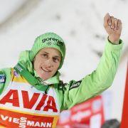 Erfolgreiches Auftaktspringen der Vierschanzentournee 2015 für Deutsche Athleten (Foto)