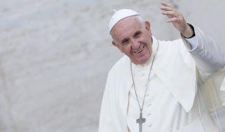Auch in diesem Jahr sorgten die Aussagen von Papst Franziskus für kontroverse Diskussionen. (Foto)