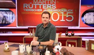 Martin Rütter blickt auf ein tierisches Jahr zurück. (Foto)