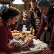 Besinnliche Weihnachten geht anders: Lisbeth entdeckt ein ausgesetztes Baby! (Foto)