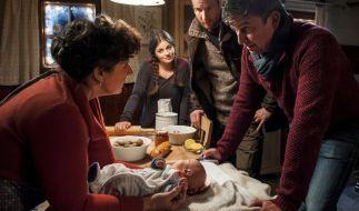 Lisbeth Gruber findet an Weihnachten ein ausgesetztes Baby. (Foto)