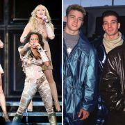 Spice Girls, N'Sync, Take That - wer ist heute noch Kult? (Foto)