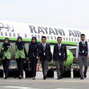 Malaysische Airline startet mit Scharia-Flügen (Foto)