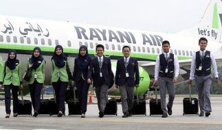 Die malaysische Fluglinie Rayani Airline geht mit Scharia-Flügen an den Start. (Foto)