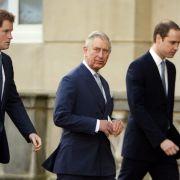 Vereitelt! Sollten Charles und William sterben? (Foto)