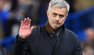 Goodbye Chelsea, hola Real? Jose Mourinho soll erneut Trainer von Real Madrid werden. (Foto)