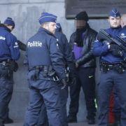 Terror-Anschlag vereitelt? Verdächtige in Belgien verhaftet (Foto)