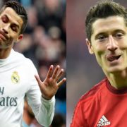 Transfer-Hammer - Tauscht Real Madrid Ronaldo gegen Lewandowski? (Foto)