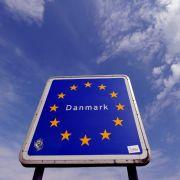 Dänemark führt Passkontrollen an deutscher Grenze ein (Foto)