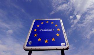 Dänemark will zügig schärfere Grenzkontrollen einführen. (Foto)