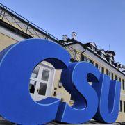 Terror-Gefahr! Wie sicher ist die Tagung der CSU in Bayern? (Foto)