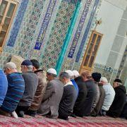 190 Muslime nach Streik entlassen (Foto)