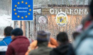 CSU will arbeitslosen EU-Bürgern zwölf Monate Sozialhilfe verwehren. (Foto)