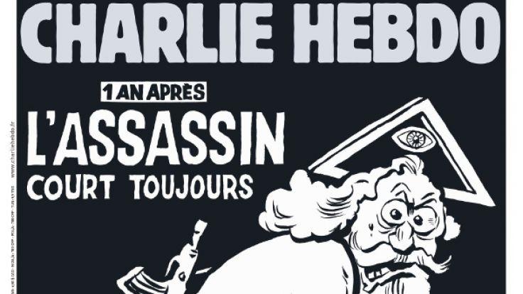 """Das aktuelle Cover der französischen Satirezeitschrift """"Charlie Hebdo"""" ist gewohnt provokant. (Foto)"""