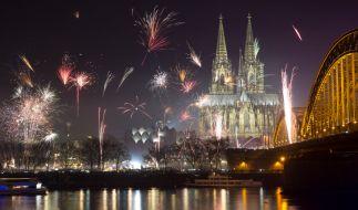 In Köln kam es in der Silvesternacht zu mindestens 80 widerwärtigen Überfällen auf Frauen. (Foto)