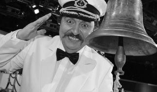 Der ostdeutsche Entertainer Achim Mentzel ist am 04.01.2016 im Alter von 69 Jahren überraschend gestorben. (Foto)